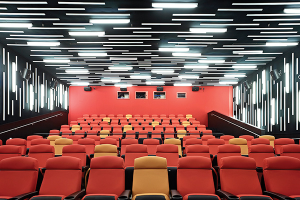 download film the The Cinema Hall