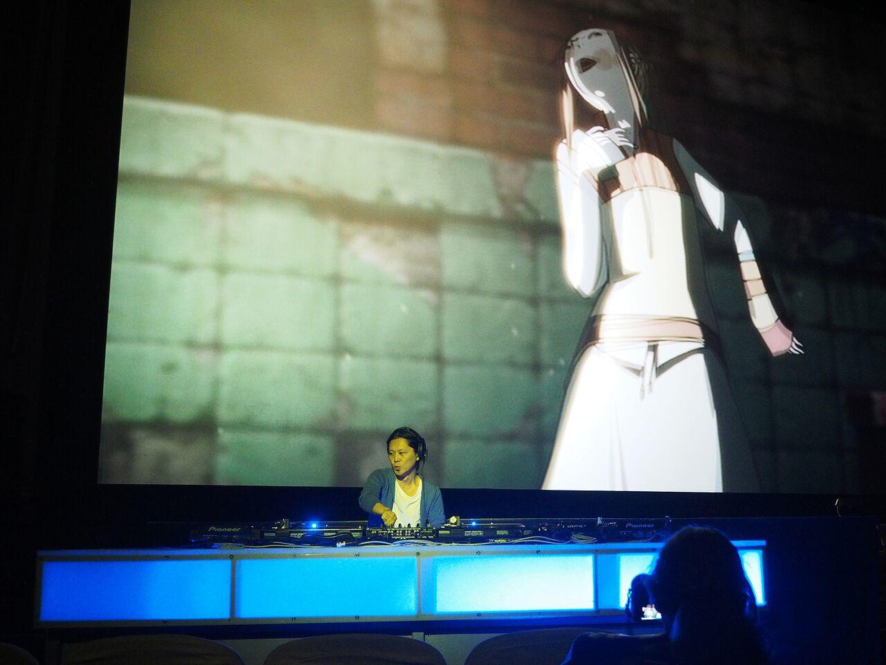 DJ Ken Ishii