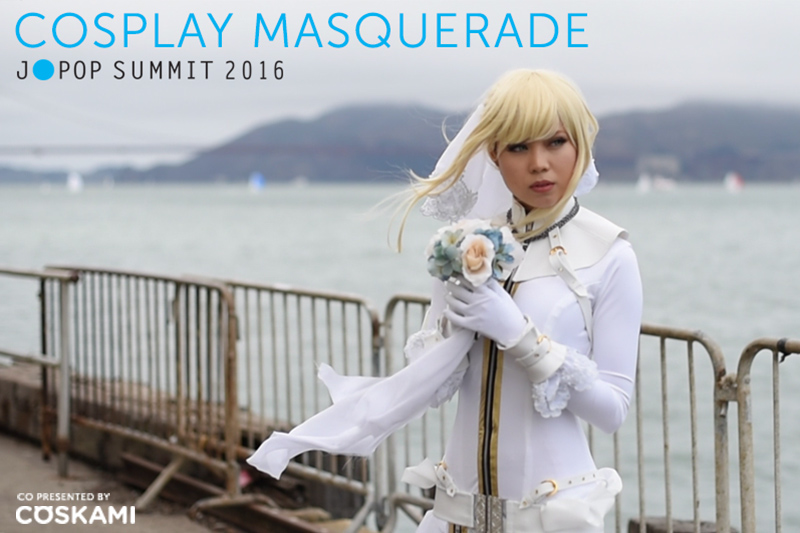 Sign up now to join the COSPLAY contest!