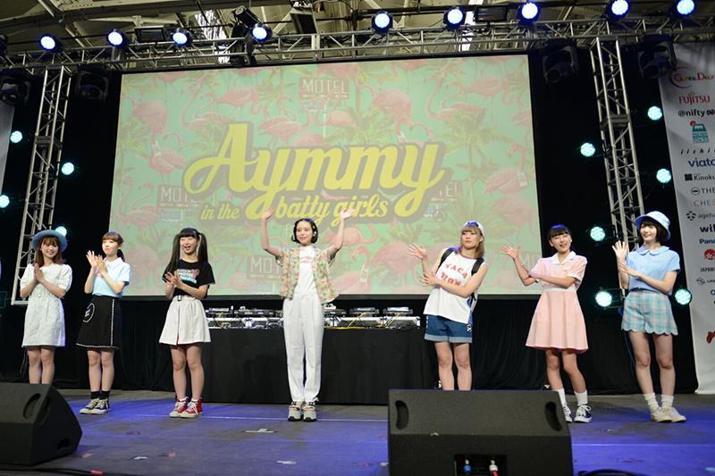 FASHION at J-POP SUMMIT 2016