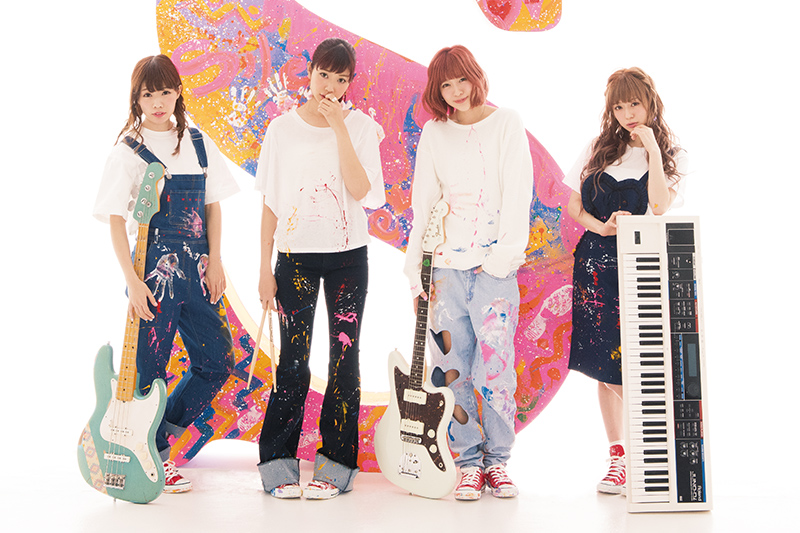 Silent Siren US Debut at J-POP SUMMIT!