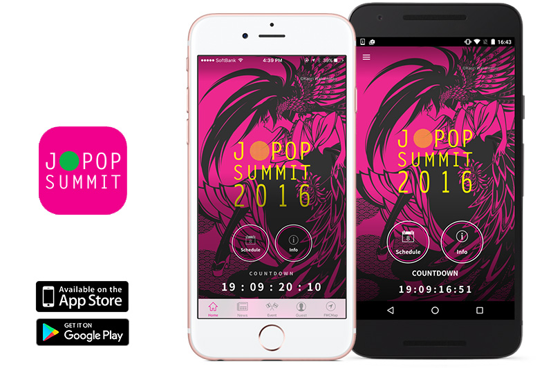 Download The J-POP App Now!