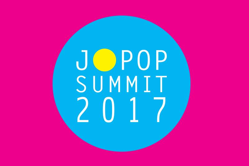 J-POP SUMMIT 2017 Dates Are….