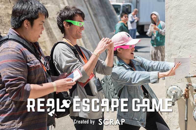 Real Escape Game for ALL J-POP Attendees!